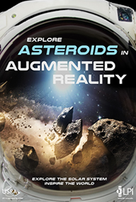 Explore Asteroids in Augmented Reality