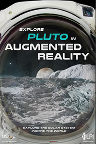 Explore Pluto in Augmented Reality