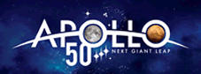Apollo 50 logo