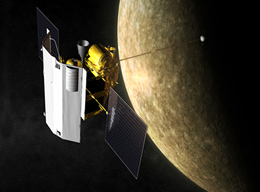 Messenger Impacts Mercury