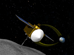 OSIRIS-REX Lauches to Bennu