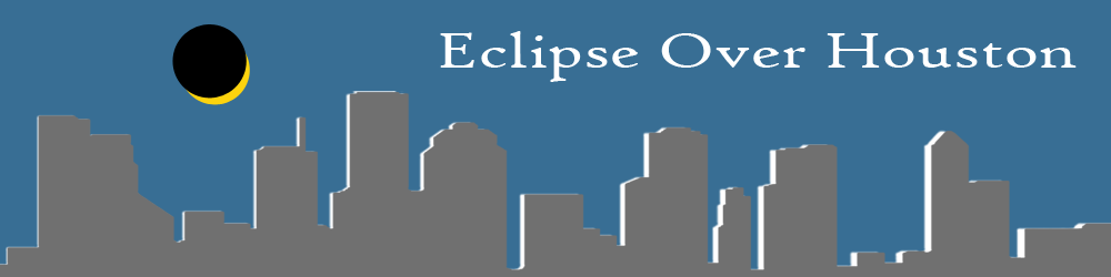 Eclipse 2017 En Houston >> Education And Public Engagement