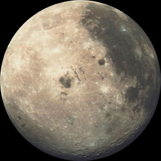 Longer Days, More Distant Moon