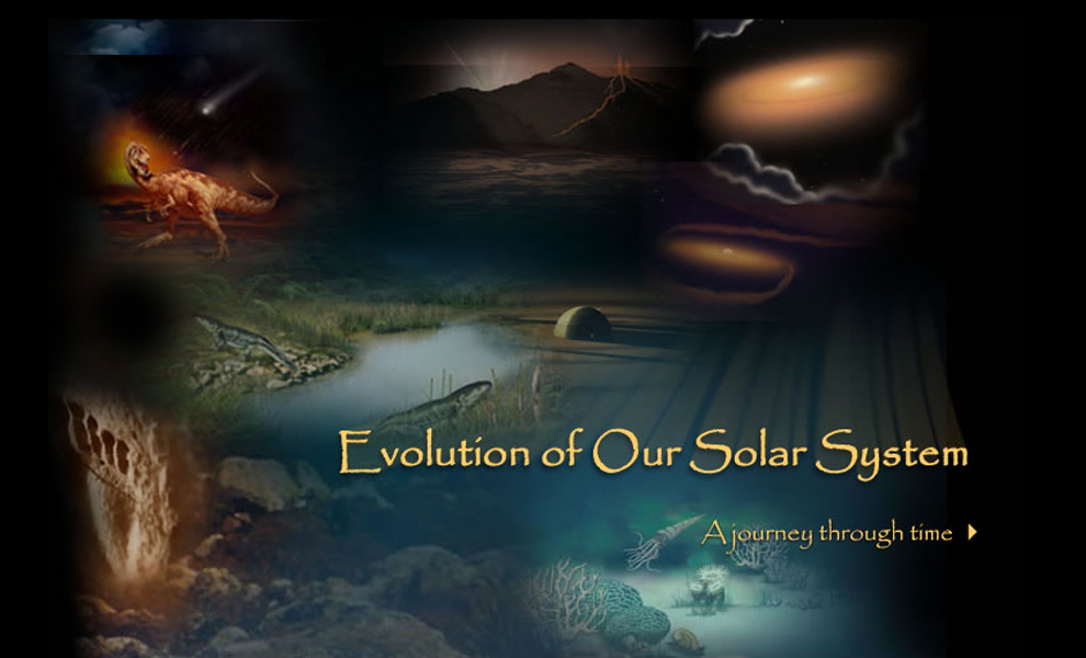 Evollution of the Solar System