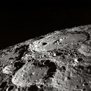 crater 302 on the Moon