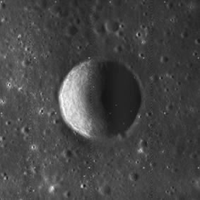 Crater Armstrong