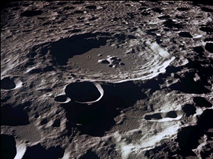 Image of Moon's surface