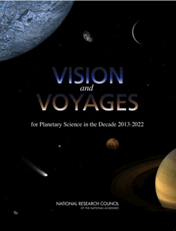 Vision and Voyages for Planetary Science