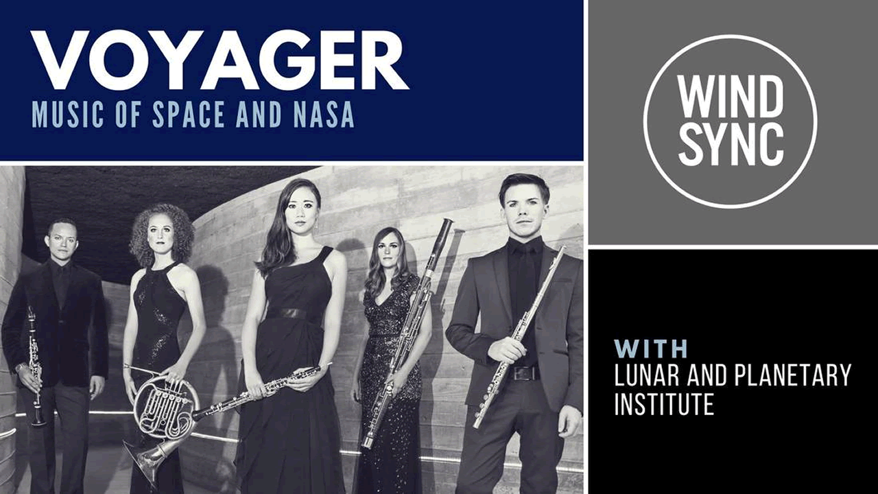 Voyager - Music of Space and NASA