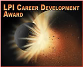 LPI Career Development Award logo