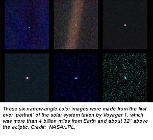 nasa solar system portrait - photo #27