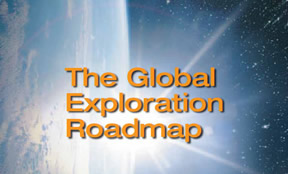 Global Exploration Roadmap graphic
