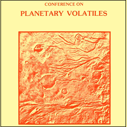 Conference on Planetary Volatiles
