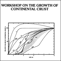 Workshop on the Growth of Continental Crust
