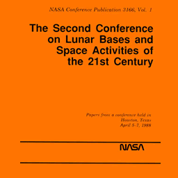 Second Symposium on Lunar Bases and Space Activities