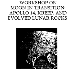 LAPST-initiated Workshop on Moon  in Transition