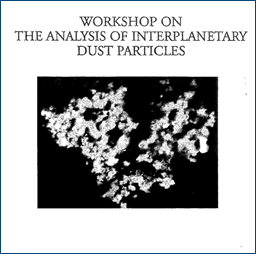 Workshop on the Analysis of Interplanetary Dust Particles