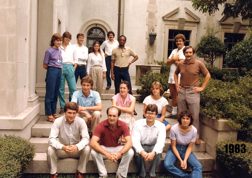 Summer camp girls 1983 - 1 6