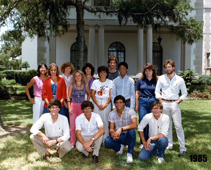 Scientists 1982