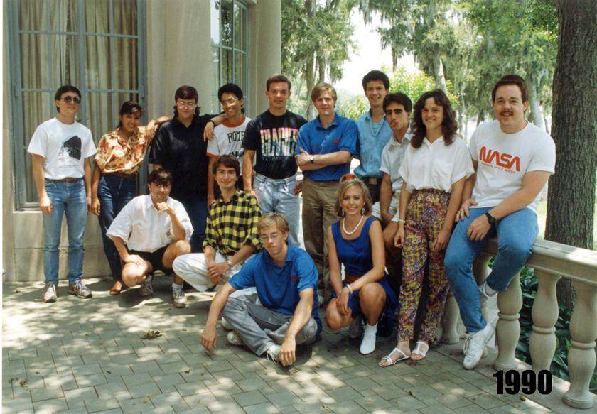 lpi 40th anniversary 1990