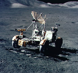 Lunar Roving Vehicle (LRV)