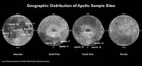 Geographic Distribution of Apollo Sample Sites v1