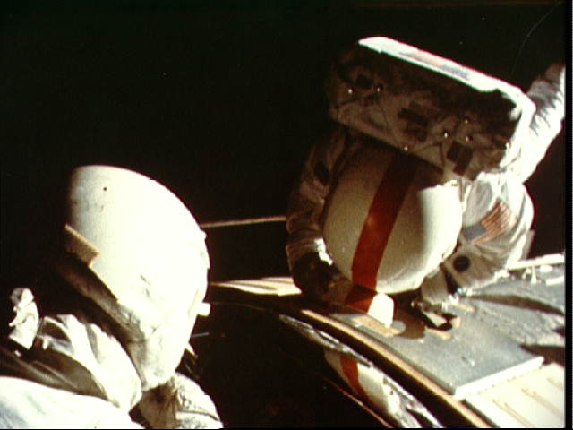 Apollo 16 Experiments Metric And Panoramic Cameras