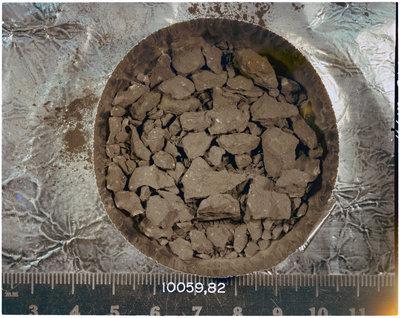 Образец лунного грунта из миссии Аполлон-11