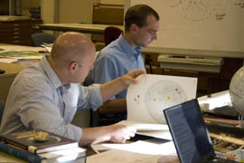 College graduate students in  geology, planetary science, and related programs are eligible.