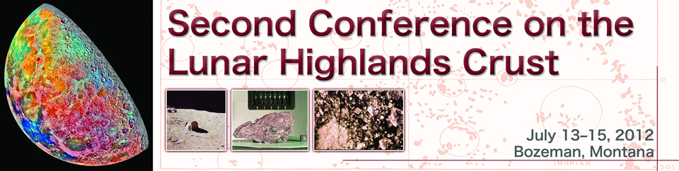 Second Conference on the Lunar Highlands Crust