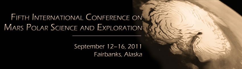 Fifth International Conference on Mars Polar Science and Exploration