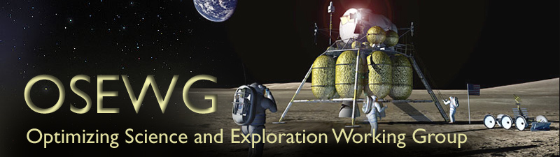 Optimizing Science and Exploration Working Group