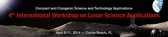 4th International Workshop on Lunar Science Applications