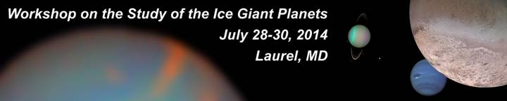 Study of Ice Giant Planets