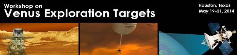Venus Exploration Targets