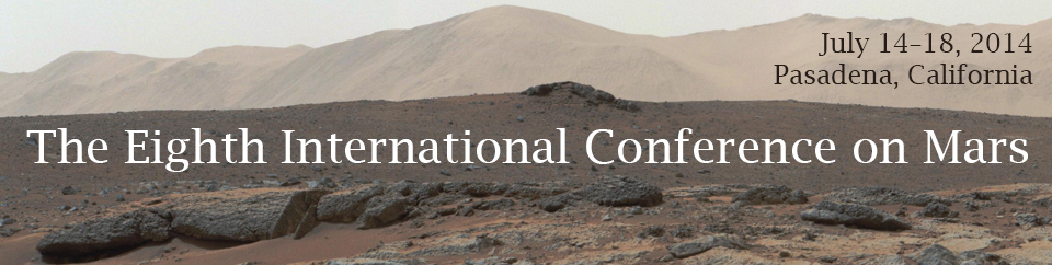Eighth International Conference on Mars