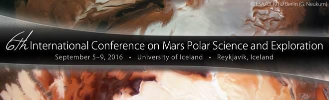 Mars Polar 2016