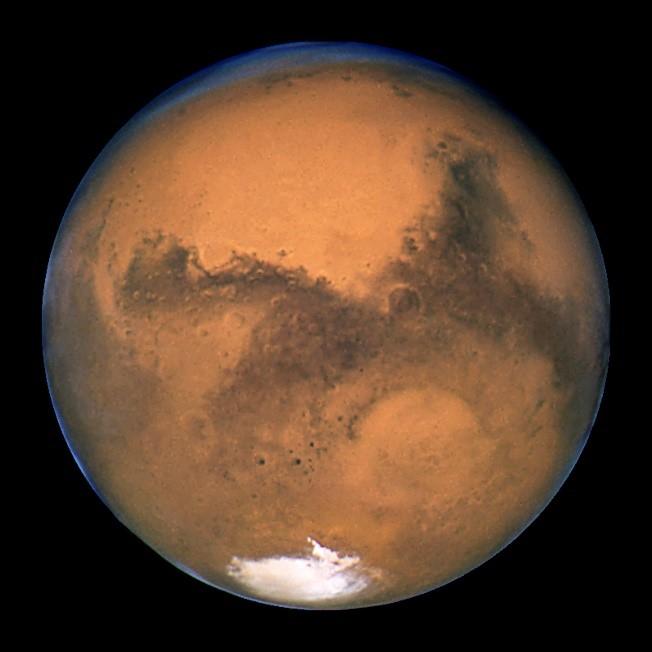 Crédito de la imagen: NASA