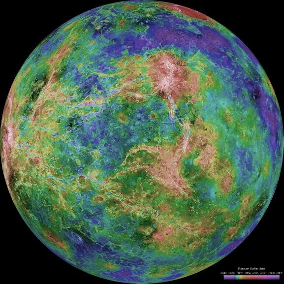 Crédito de la imagen: NASA/JPL/USGS.