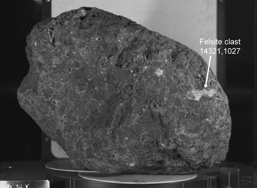 Apollo 14 breccia 14321
