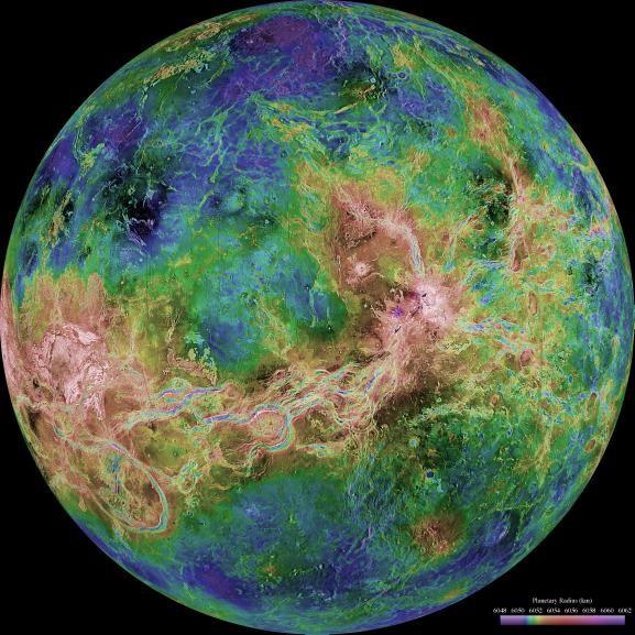 Crédito de la imagen: NASA/JPL/USGS