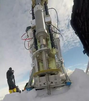 Ultrasonic compression drill