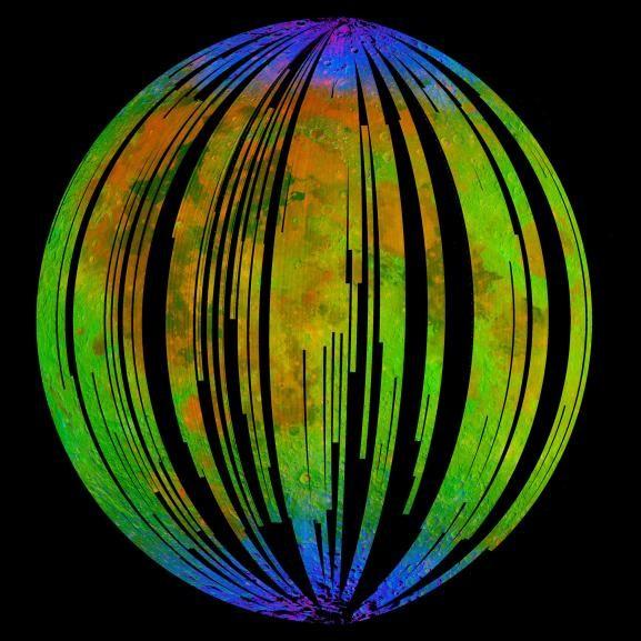Crédito de imagen: ISRO / NASA / JPL-Caltech / Brown University / USGS.