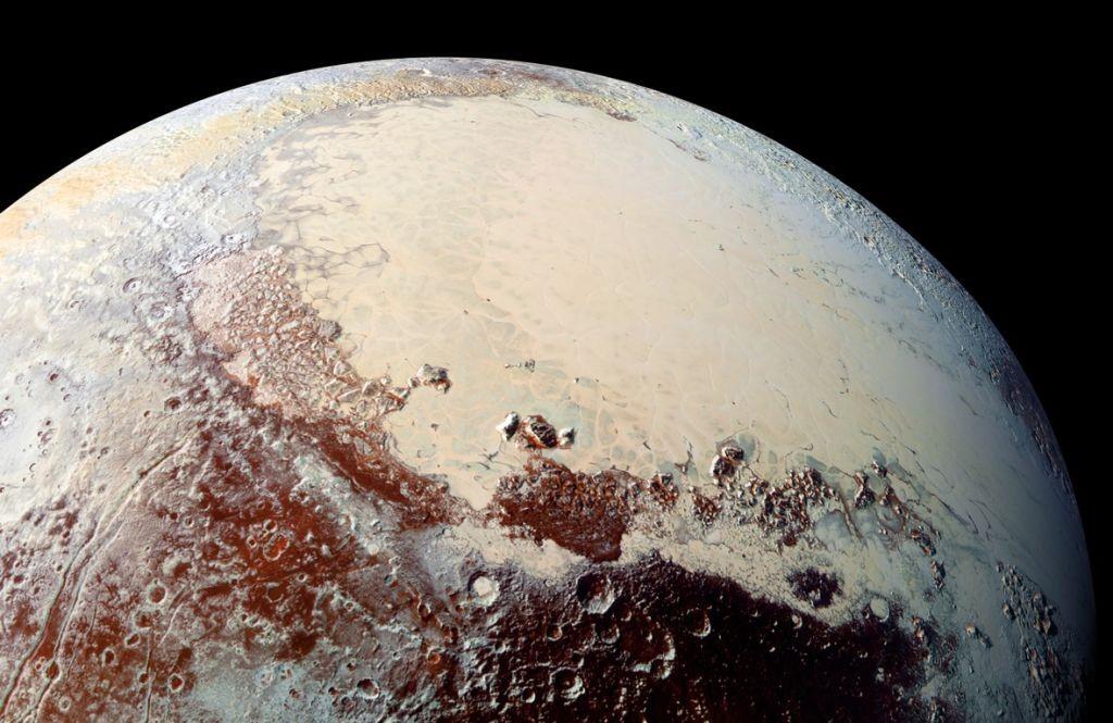 Crédito de imagen: NASA / JHUAPL / SwRI