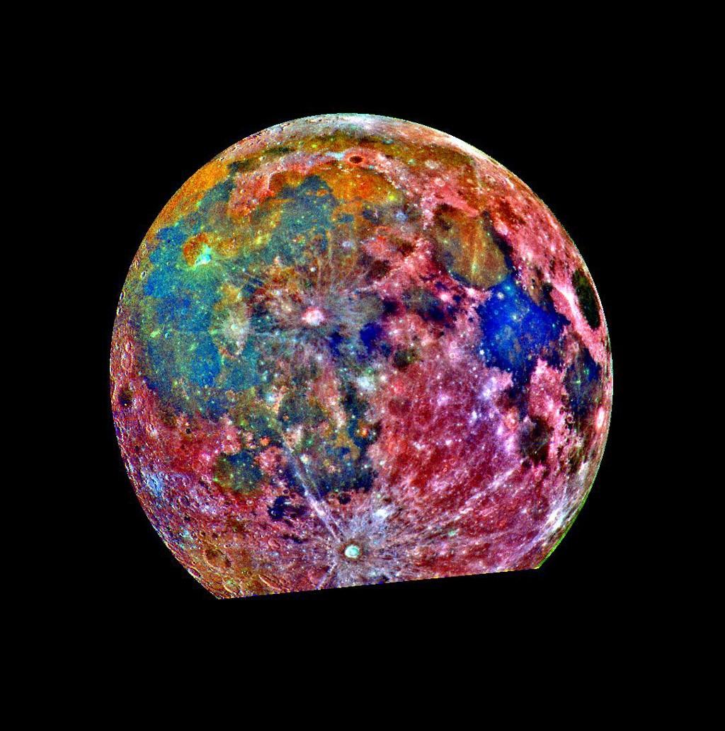 Crédito: NASA / JPL.