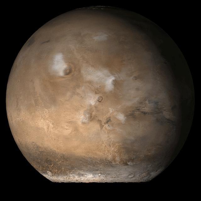 Credit:  NASA/JPL/Malin Space Science Systems.