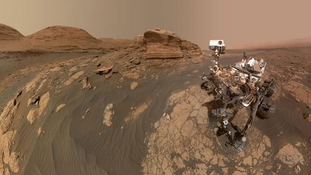 Credit:  NASA/JPL-Caltech/MSSS.