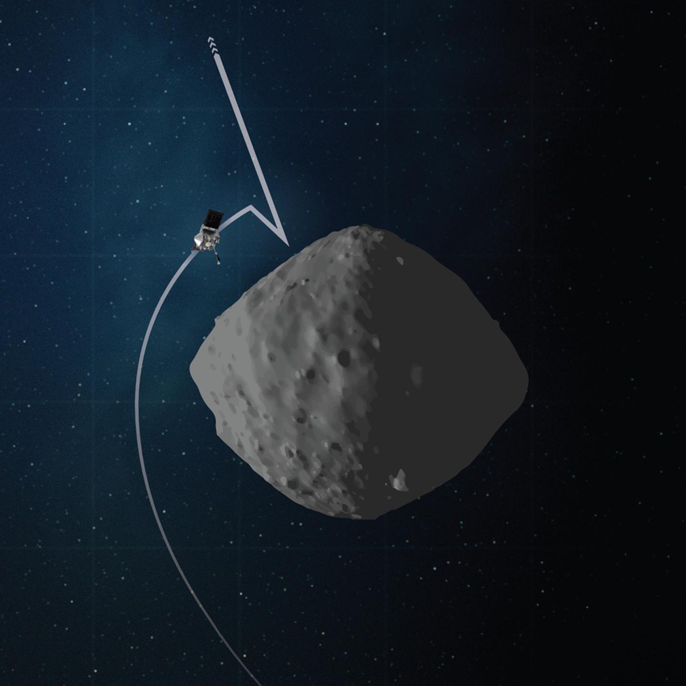 Credit:  NASA/Goddard/University of Arizona.