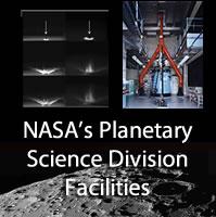 NASA's Planetary Science Division Facilities