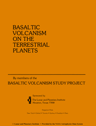Basaltic Volcanism on the Terrestrial Planets